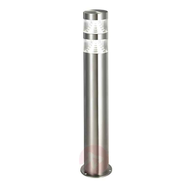 Filigree LED pillar light Denver, height 60 cm - outdoor-led-lights