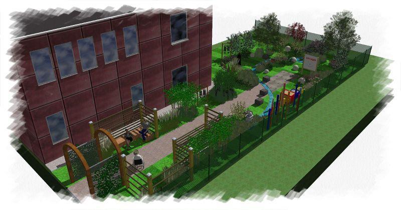 Jardin pour jeunes adultes autistes en Lorraine - Service