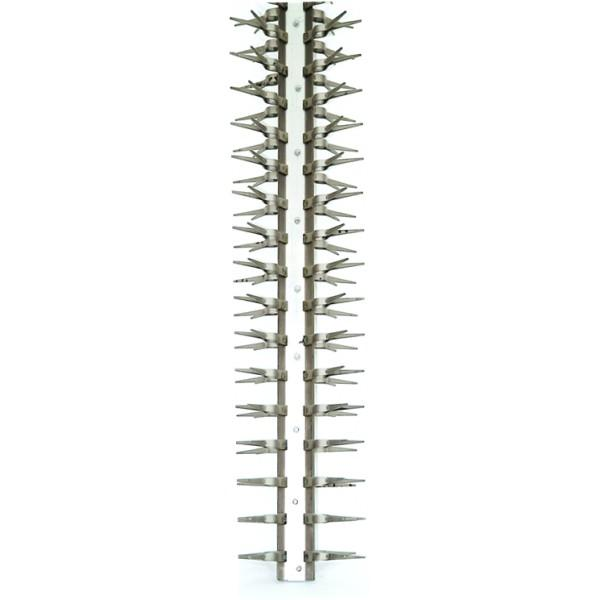 Anodic titanium Rack - Anodizing Rack Ti 2 Points - Anodizing Rack Ti 4 Sides - Anodizing Rack 4 Sides S86