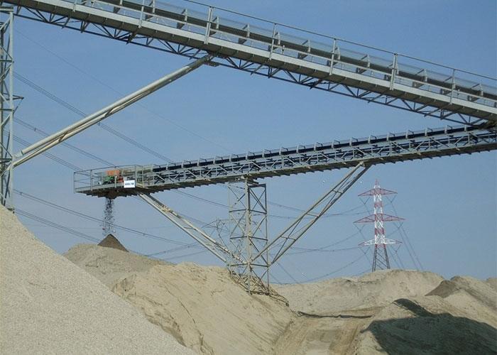 Conveyor belts - CONVEYOR BELTS