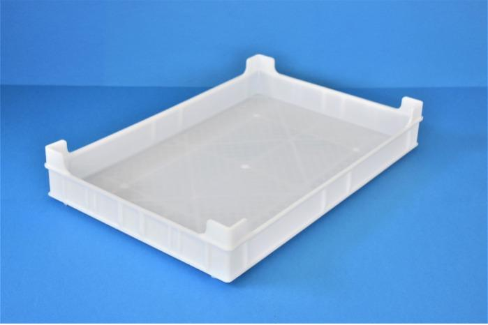 Cajas de plástico apilables - Caja cerrada