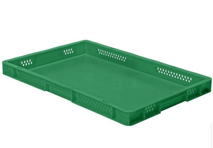Stacking box: Dina 50 2 - Stacking box: Dina 50 2, 600 x 400 x 50 mm