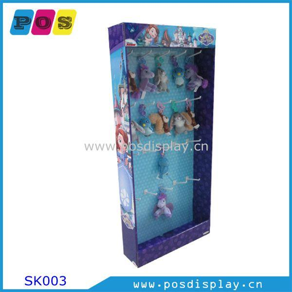 cardboard side kick display