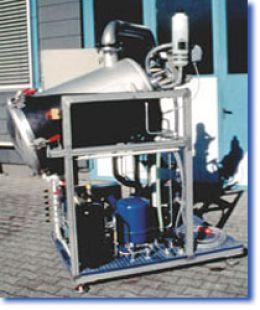 Plants Drying - DRY fix ® 15 - Heat Pump Dryer