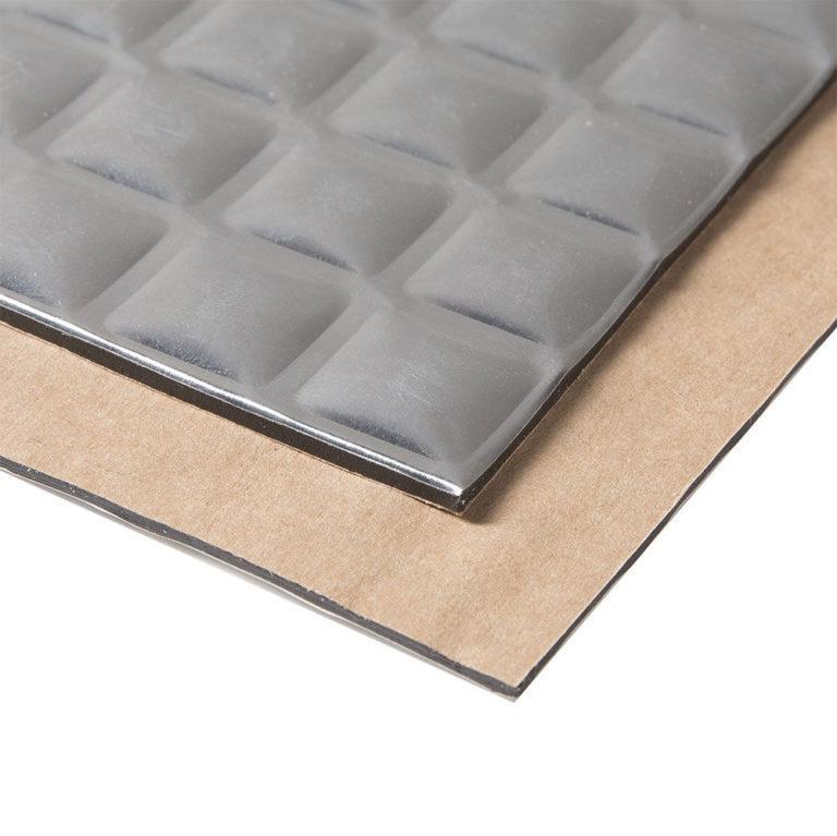 вибропоглощающий материал - Вибропоглощающий, самоклеящийся материал