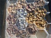 Stabilisateurs de graviers ou nid d'abeille - null