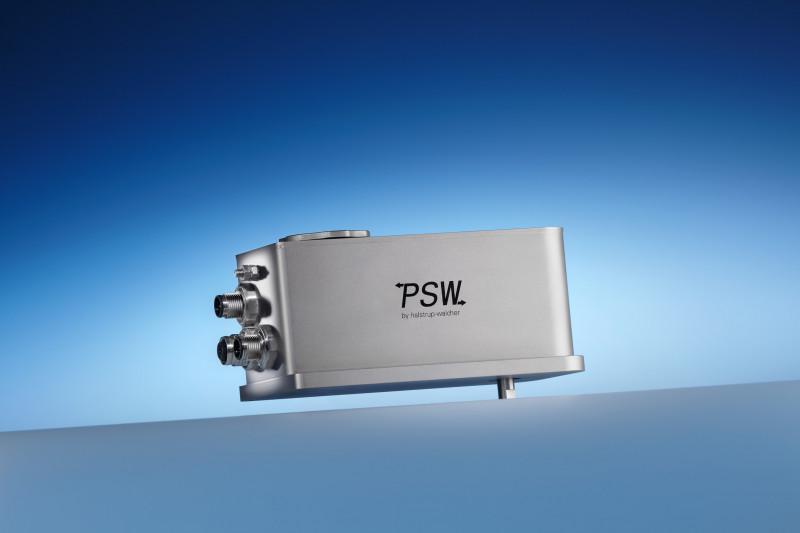 Positionierantrieb PSW 30_-8 - Positioniersystem mit IP 68 zur automatischen Formatverstellung in Maschinen