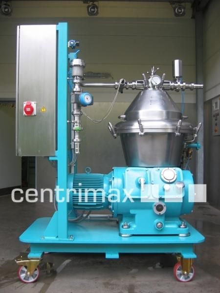 Alfa Laval Self-cleaning disc centrifuge - BRPX 309 SGV-34