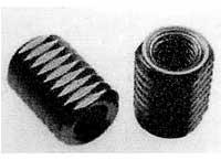 Bussole autofilettanti con 2 sfaccettature laterali - Elementi di fissaggio complementari
