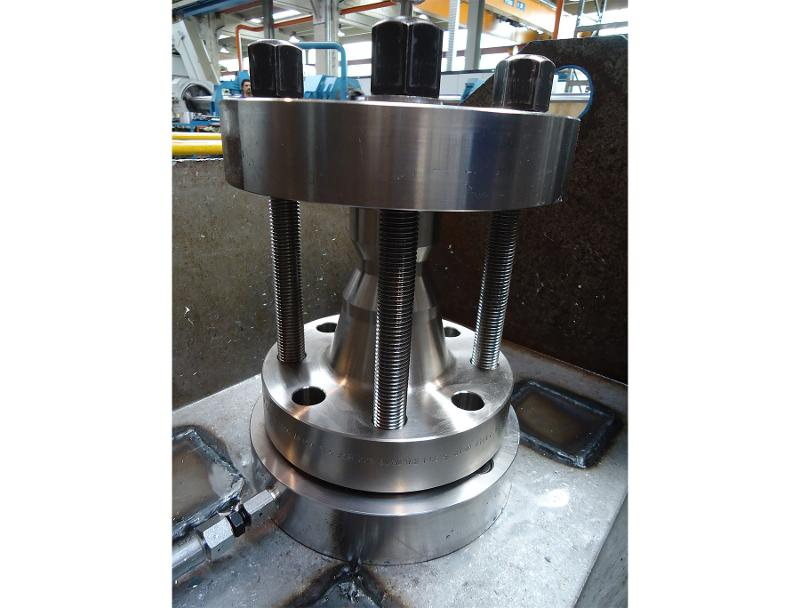 Special flanges - null