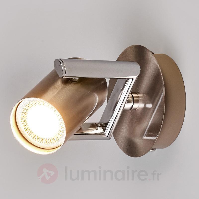 Spot LED Luciana à une lampe - Appliques LED