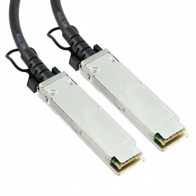 CBL ZQSFP+28G 30AWG 2M TEMPFLEX - Molex, LLC 1002971201