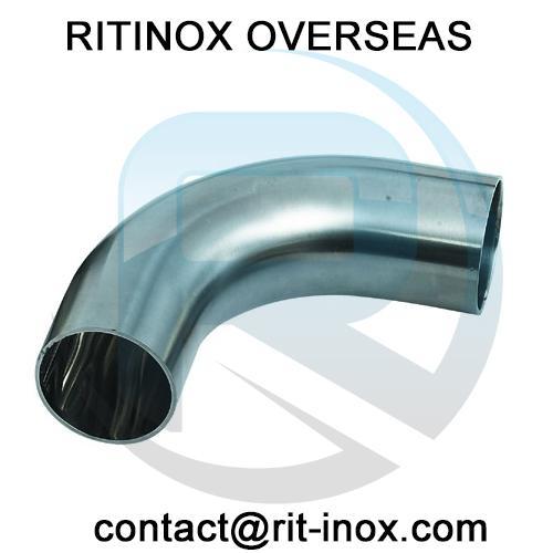 Stainless Steel 316TI Long Radium Elbow -