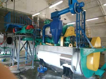 Рыбомучная установка - Оборудование переработки рыбных отходов