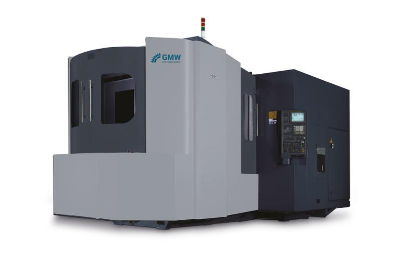 Horizontal Machine Center - Horizontal Machine Center