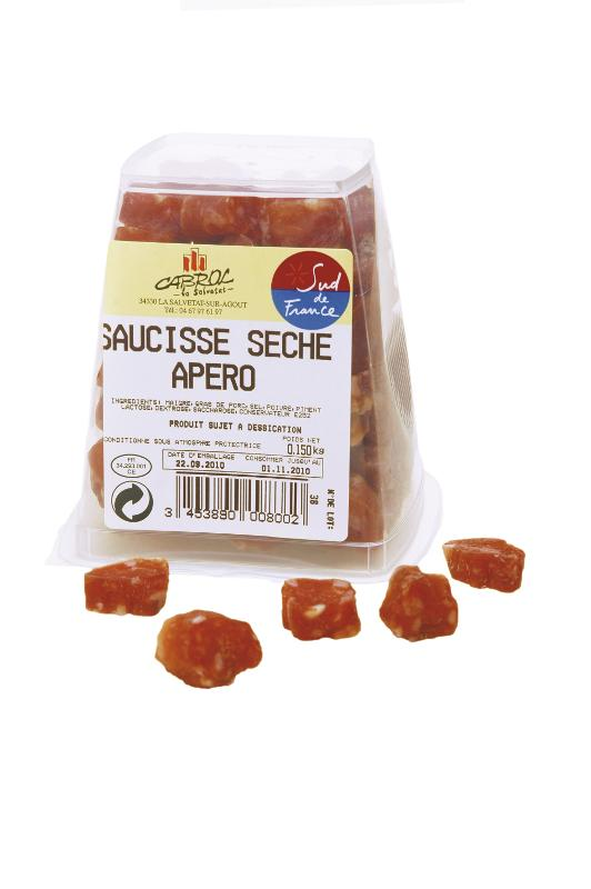 Saucisse Sèche Apéro (Pot Snacking) - Viande et volailles