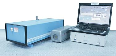 T&D-Scan - Durchstimmbares Lasersystem von UV bis IR auf Basis von Ti:Saphir und Farbstoff
