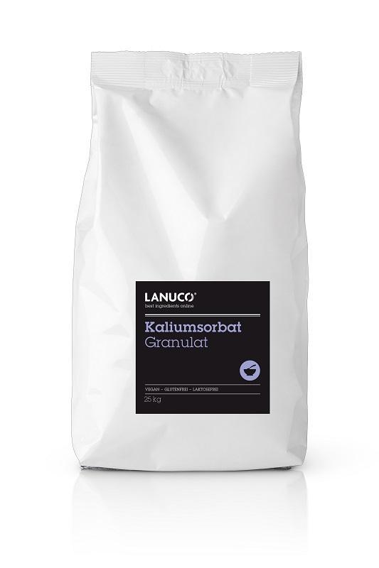 Kaliumsorbat - Granulat, Konservierer, gegen Hefen & Schimmel