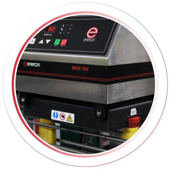 La Gama Super Seal™ - La selladora de tapones por inducción más vendida