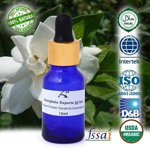 Ancient healer Gardenia oil 15 ml - Gardenia `essential oil