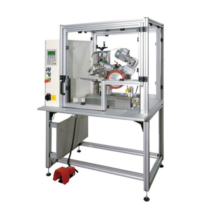 RTI COMPACT II E Máquina de tampografía - Máquina de impresión rotativa unicolor