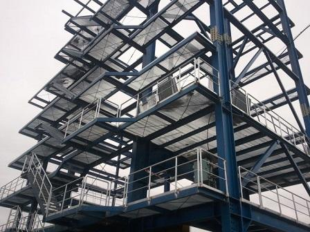 structuri metalice - hale metalice