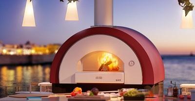 four a pizza  - installation facile