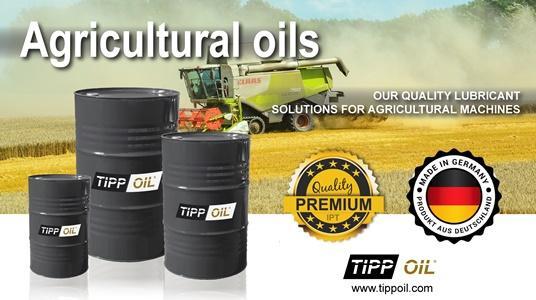 TIPP OIL - Landmaschinenöle -