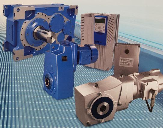 Motoréducteurs - Motoréducteurs et variateurs de fréquence