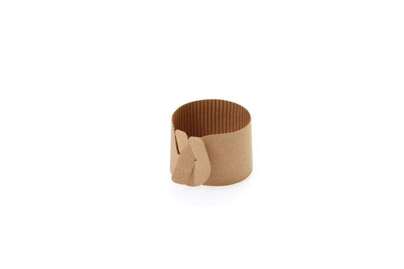 Cup holder and cup wrap - Cup holders and cups wraps for hot beverages