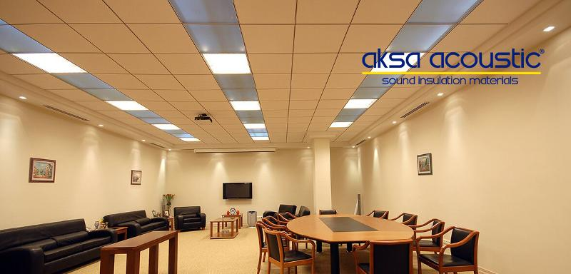 Rockwooll Suspended Ceiling Panels - null