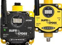 Solutions sans fil pour capteurs de niveau et de débit