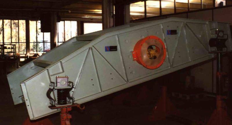 Circular motion screens - Screening, classifying, dewatering - Screening technology