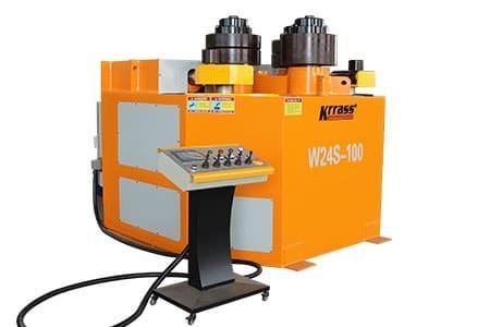 CINTREUSE VERTICALE (WYQ24) HORIZONTAL (W24S) KRRASS - Metaux Machines Neuves