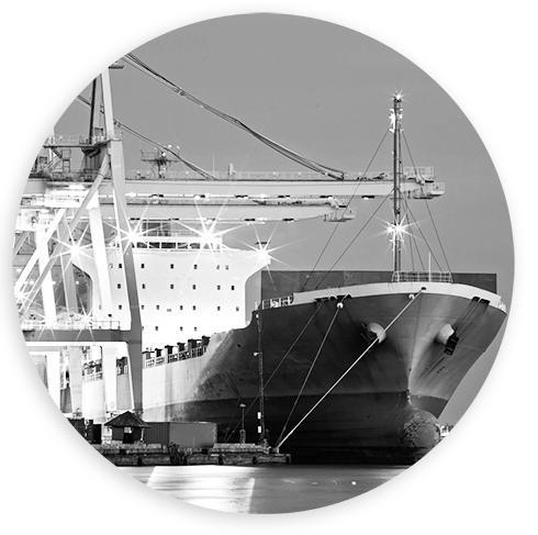 services en fret maritime