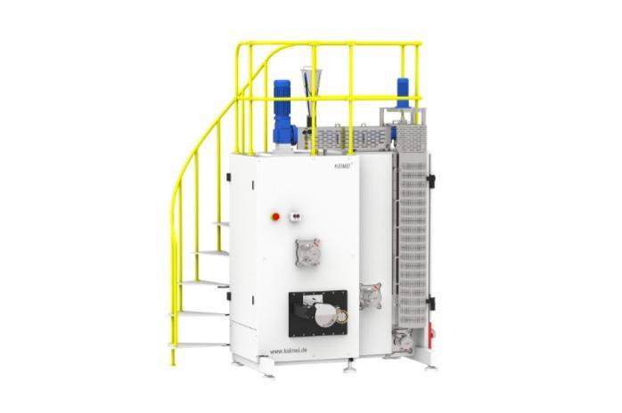 Laborsysteme zur Vliesstoffherstellung - Laborsysteme zur Herstellung von Meltblown-Vliesstoffen – Einkomponentenanlagen