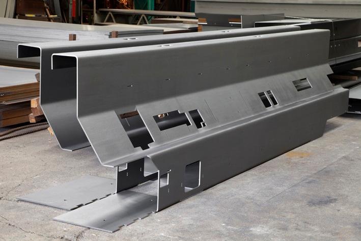 Fabricant de bâtis machine, Trumpf - Industrie