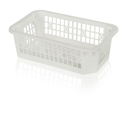 Plastic baskets - Small basket stackable