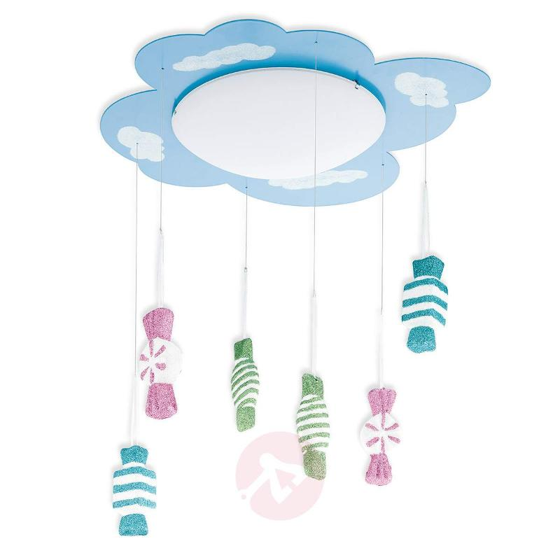 Junior 3 - a ceiling light with sweets - Ceiling Lights