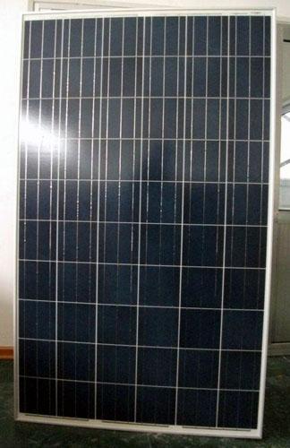 Panel solar de polietileno 265w - energía renovable