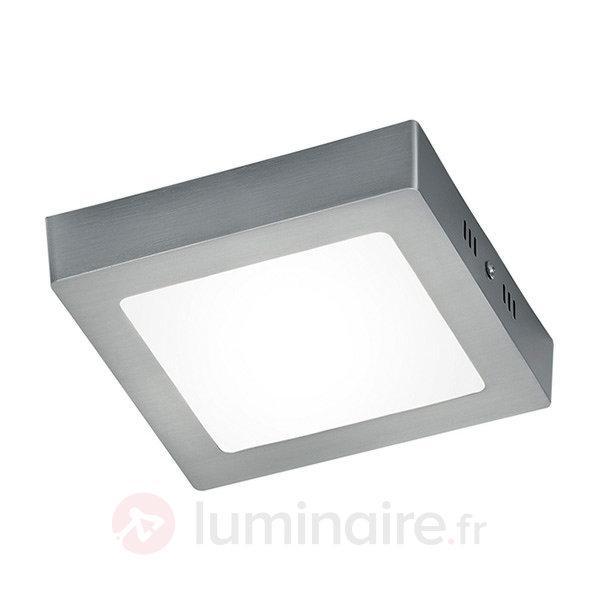 Plafonnier LED Zeus - Plafonniers chromés/nickel/inox