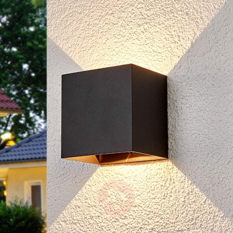 Evie - outdoor wall light with LEDs - Outdoor Wall Lights