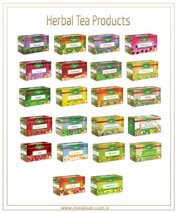 Herbal Tea -