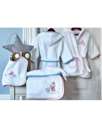 Capa de baño bebé - Toalla baño bebes