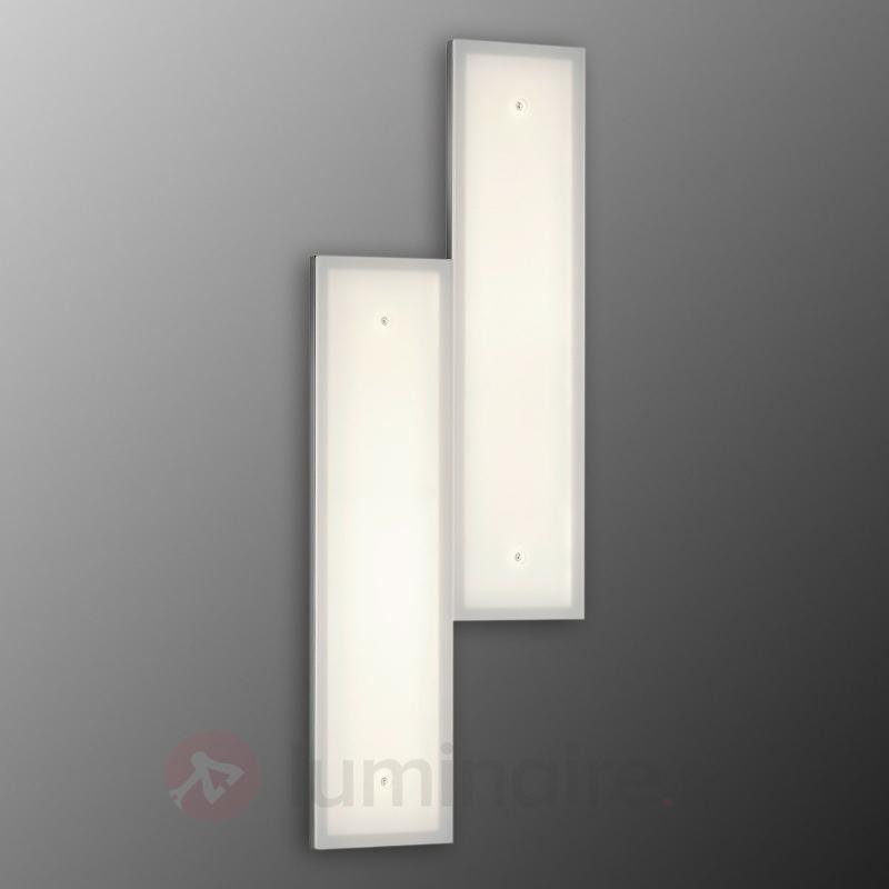 Applique LED Denver en position décalée - Appliques LED