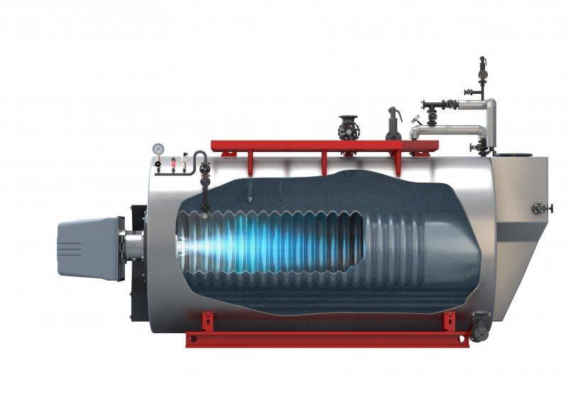 Caldera de vapor Universal UL-S, UL-SX - Caldera de vapor Universal UL-S, UL-SX