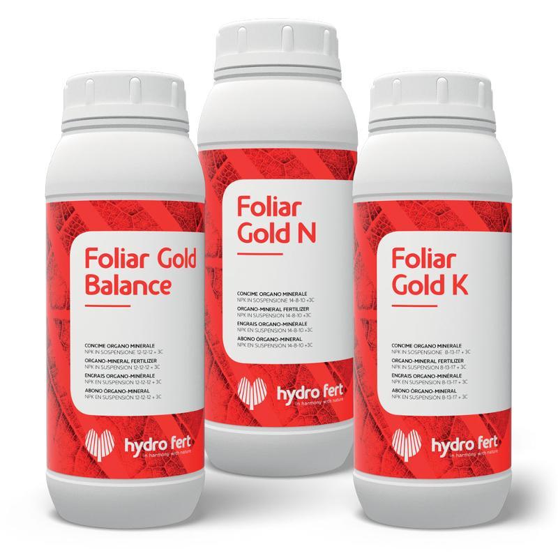 Foliar Gold - null