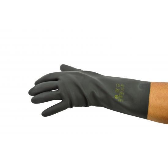 Gants de protection en néoprène noir Réf. : PG5310 - Protection individuelle EPI