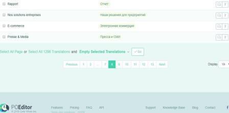 Traduction de sites web en russe et localisation russe - Localisation de sites Internet FR, EN, DE, IT > RU