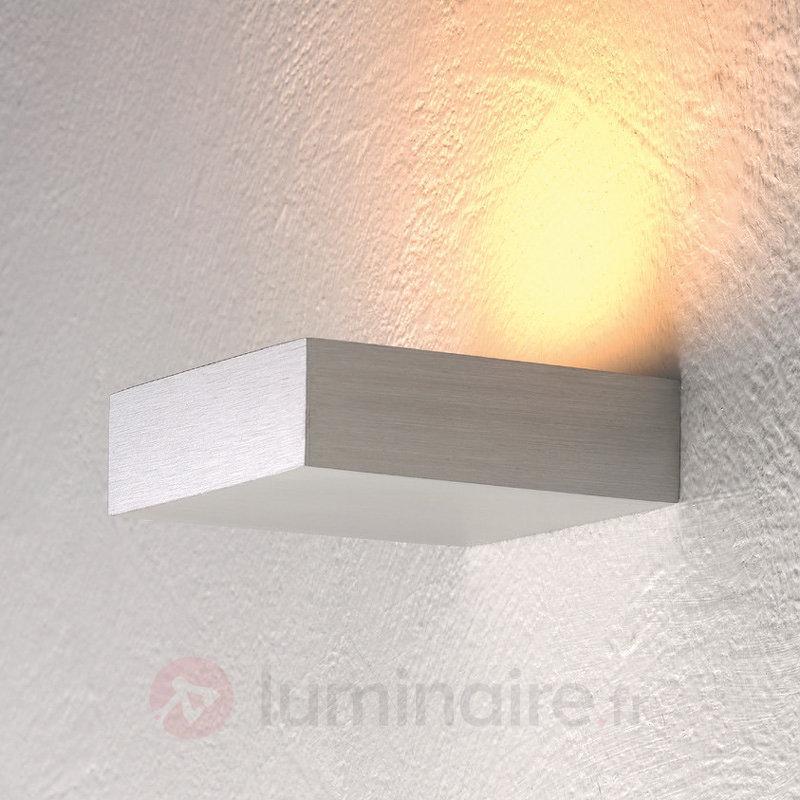 Applique à éclairage indirect LED discrète Cubus - Appliques LED